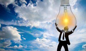 Person Pear Light Bulb Sun  - geralt / Pixabay